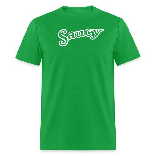 Saucy Tee (M) - Men's T-Shirt