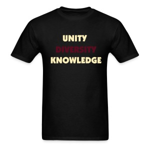 OPK Unity Diversity Knowledge Shirt - Men's T-Shirt