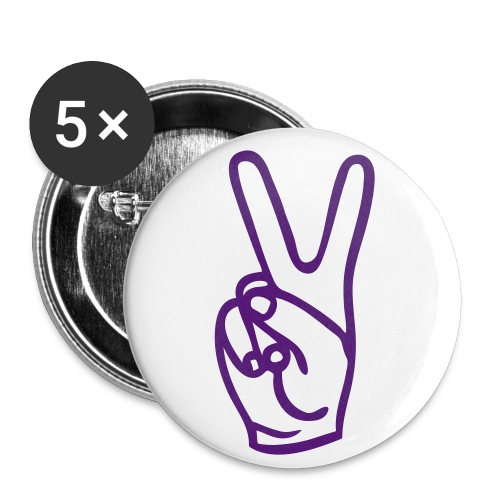 Peace Out! - Small Buttons