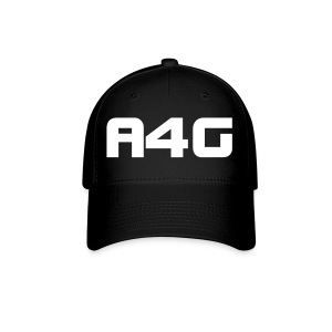 A4G Simple Hat with white ink - Baseball Cap