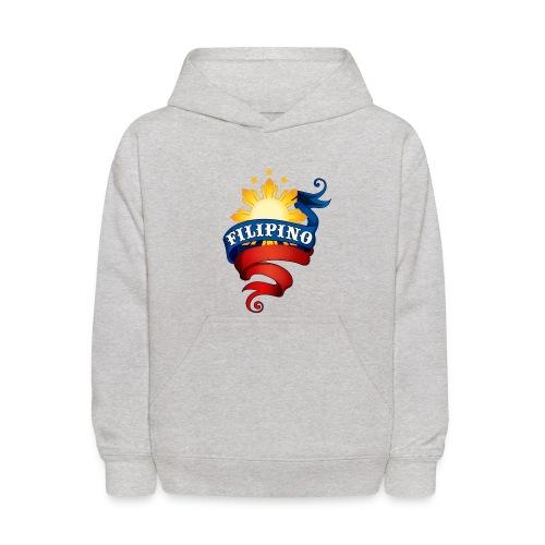 Kid's Hooded Sweatshirt (BA) - Kids' Hoodie