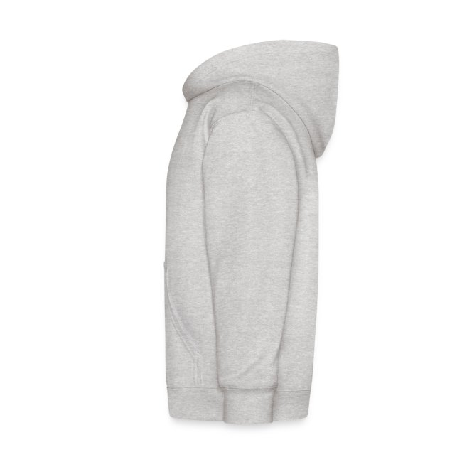 Kid's Hooded Sweatshirt (BA)
