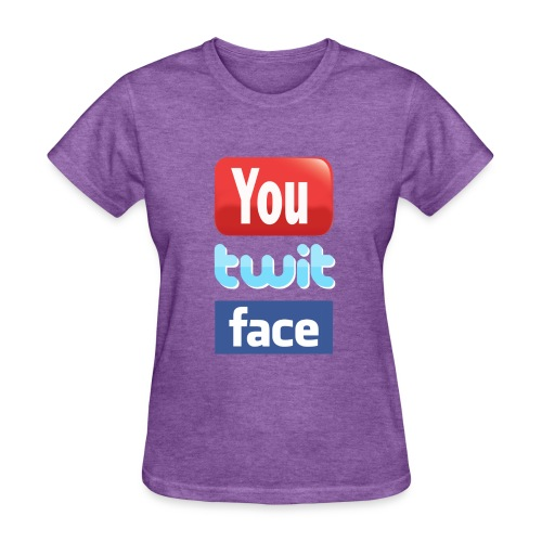 You Twit Face - Women's T-Shirt