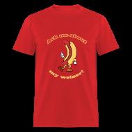 T-Shirts ~ Men's T-Shirt ~ Ask Me Weiner T-Shirt