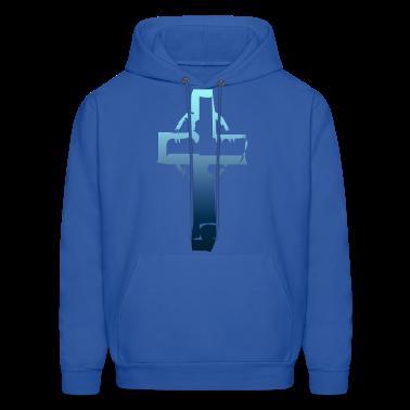 Blue Tone Cross