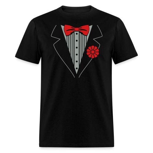 Gentleman Courtesy Tee - Men's T-Shirt