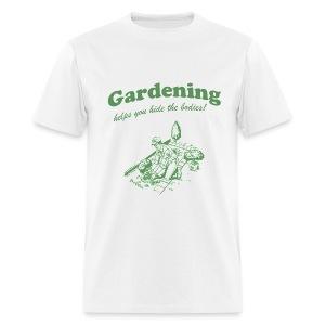 Gardening Bodies T-Shirt - Men's T-Shirt