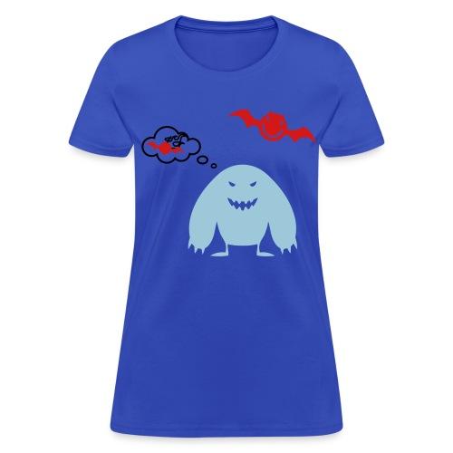 Women's Mad Monster T - Women's T-Shirt