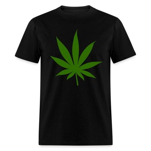 Marijuana Leaf T-Shirt - Men's T-Shirt