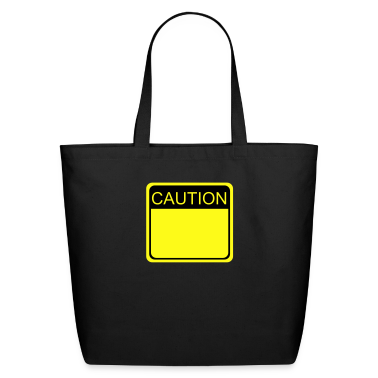 Black caution (2c) Bags
