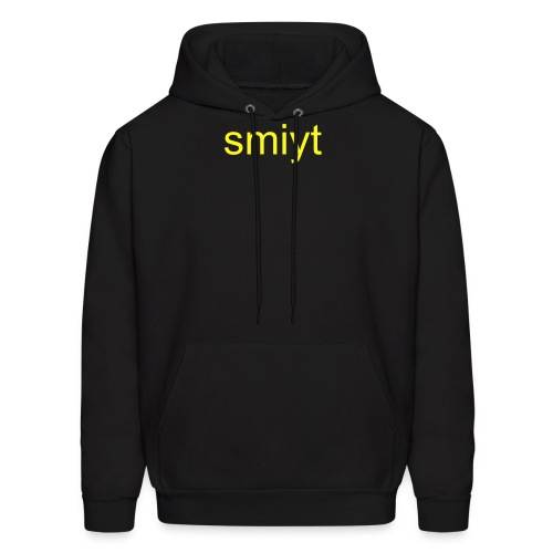 Hooded Sweatshirt, no zipper. - Men's Hoodie