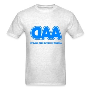 Dyslexic Assoc T-Shirt - Men's T-Shirt
