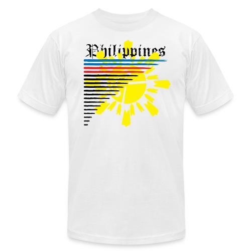 Philippines Pride Men's T-shirt - Men's Fine Jersey T-Shirt