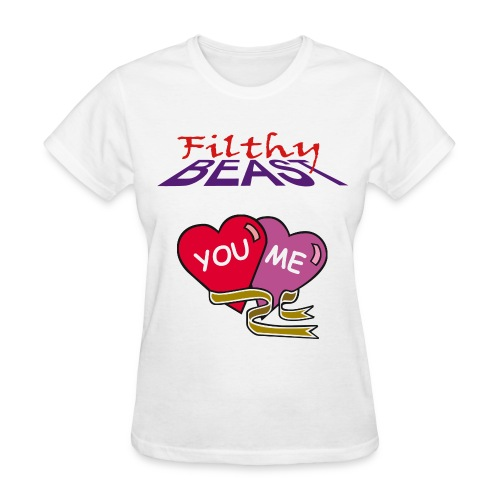You and Me - Women's T-Shirt
