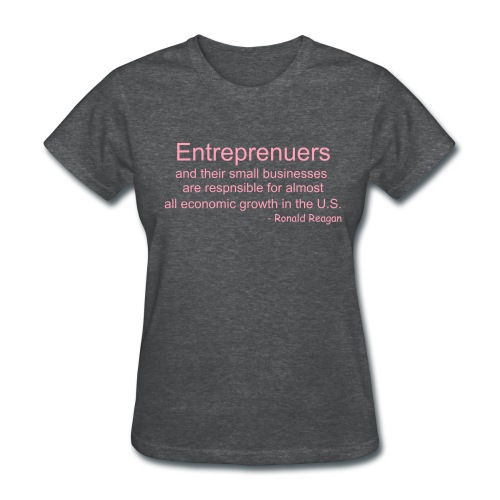 Entreprenuer quote - Women's T-Shirt