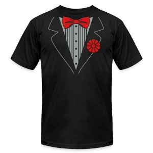 Tuxedo - Men's Fine Jersey T-Shirt