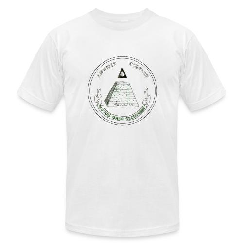 In the 8 Ball We Trust - Men's Fine Jersey T-Shirt