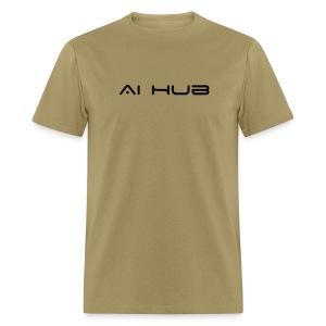 AI Hub Lightweight T-shirt - Men's T-Shirt