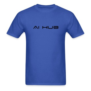 Lightweight (Failed Turing Test on Back) - Men's T-Shirt