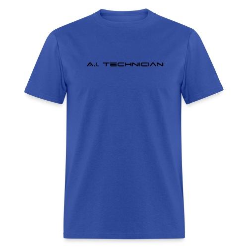 AI Technician (on LightChoice) - Men's T-Shirt