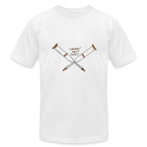 Limpin Ain't Easy - Men's Fine Jersey T-Shirt