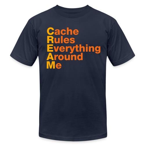 C.R.E.A.M. - Men's Fine Jersey T-Shirt