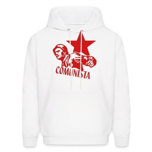 Comunista Hoodie - Men's Hoodie