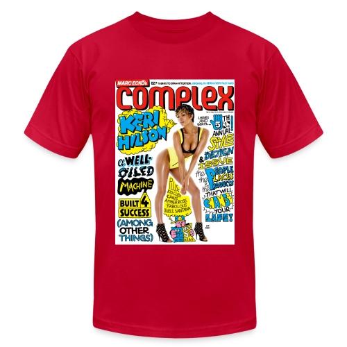 Keri Hilson - Men's  Jersey T-Shirt