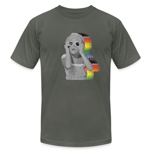 The Crazy Acid - Men's Fine Jersey T-Shirt