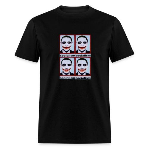 Mens Why So Socialist? Tee - Men's T-Shirt
