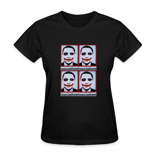 Ladies Why So Socialist? Tee - Women's T-Shirt