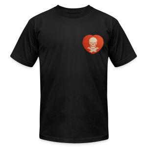 Skull and Bank Bonds - Men's Fine Jersey T-Shirt