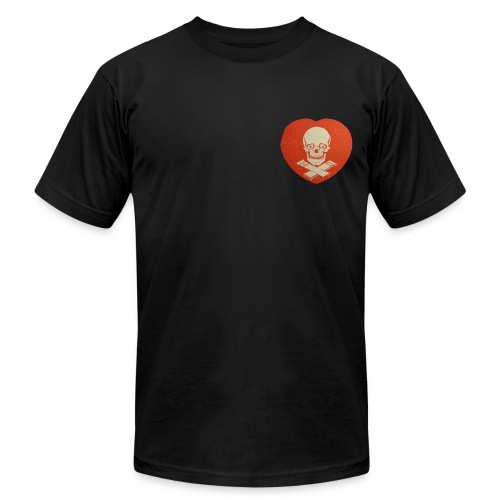 Skull and Bank Bonds - Men's  Jersey T-Shirt