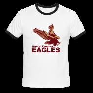 T-Shirts ~ Men's Ringer T-Shirt ~ Coach Powers Tee