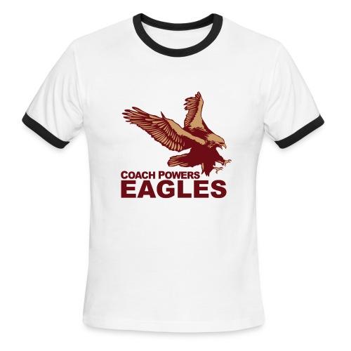 Coach Powers Tee - Men's Ringer T-Shirt