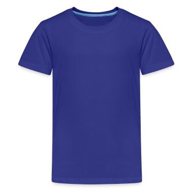 Royal blue ajax loader Kids' Shirts
