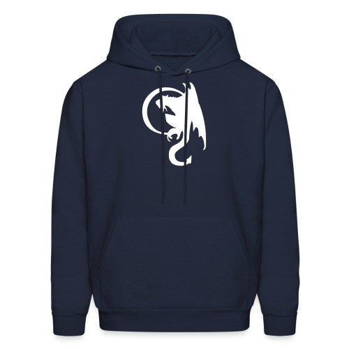 Hooded Sweatshirt (Dragon) - Men's Hoodie
