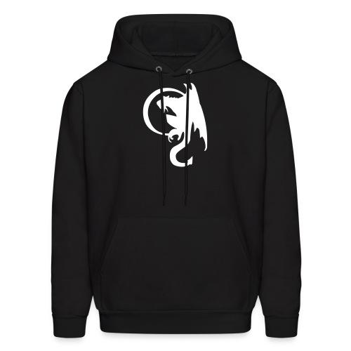 Hooded Sweatshirt(Dragon) - Men's Hoodie