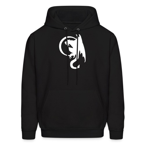 Hooded Sweatshirt(Dragon) - Men's Hoodie