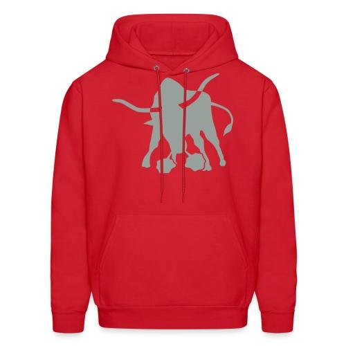 Hooded Sweatshirt (BULL) - Men's Hoodie