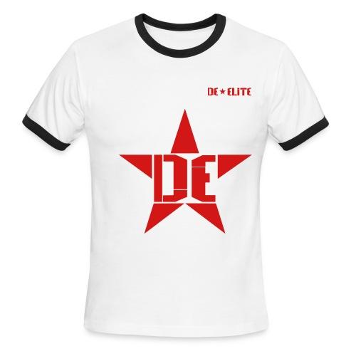 Star ringer - Men's Ringer T-Shirt