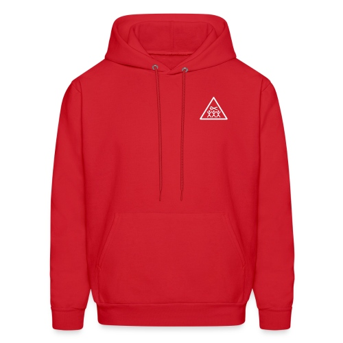The Voice Crowdsurfing Hoody (Red) - Men's Hoodie