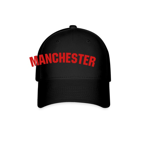 The Voice Manchester Cap - (Black N Red) - Baseball Cap