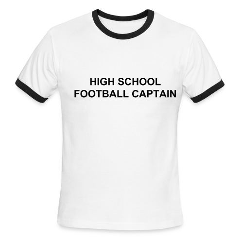 High School Bully Tee Shirt - Men's Ringer T-Shirt