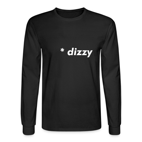 Dizzy - Men's Long Sleeve T-Shirt