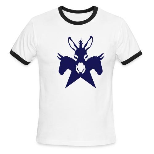 the throsa - Men's Ringer T-Shirt