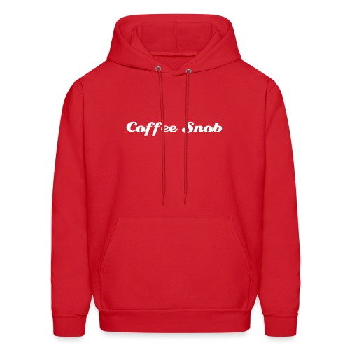 Coffee Snob Sweat - Men's Hoodie
