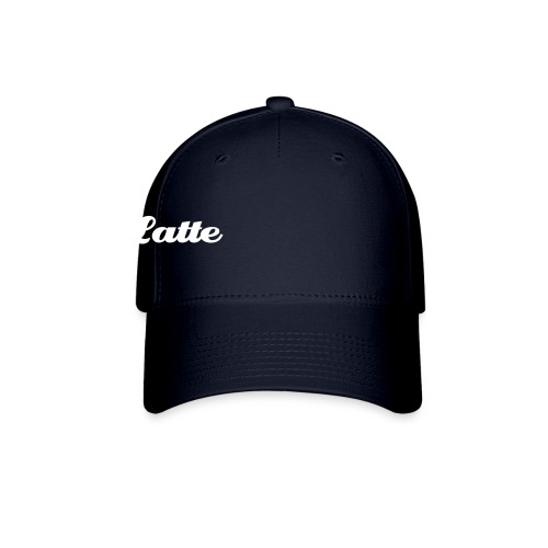 Latte Blue Cap - Baseball Cap