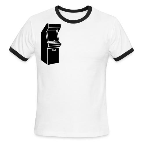 Arcade Ringer - Men's Ringer T-Shirt