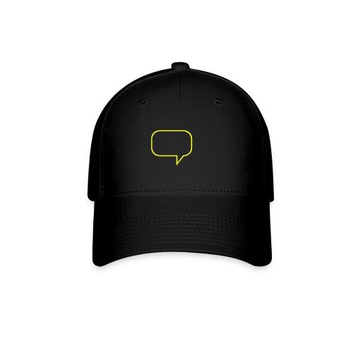 Speak bubble hat - Baseball Cap